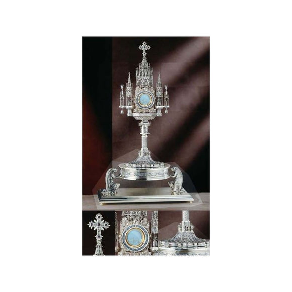 Artistic Silver 7293 Gothic Monstrance