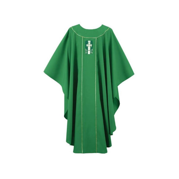 G68275A Chasuble  Design on Front and Back
