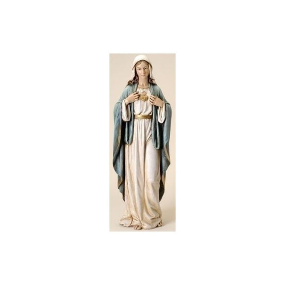 46599 Immaculate Heart of Mary Statue