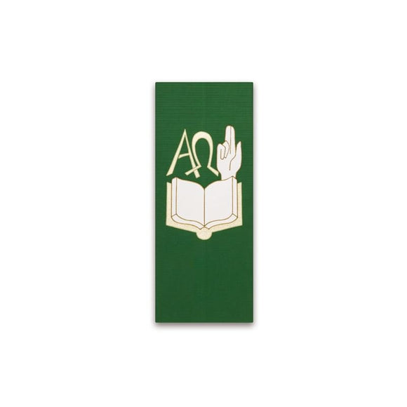 Dark Green Lectern cover / Ambo cover-1