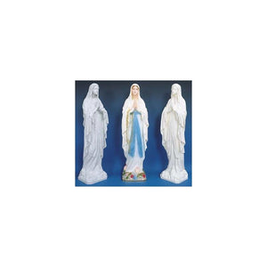 "SA2450 24"" Our Lady of Lourdes Statue"