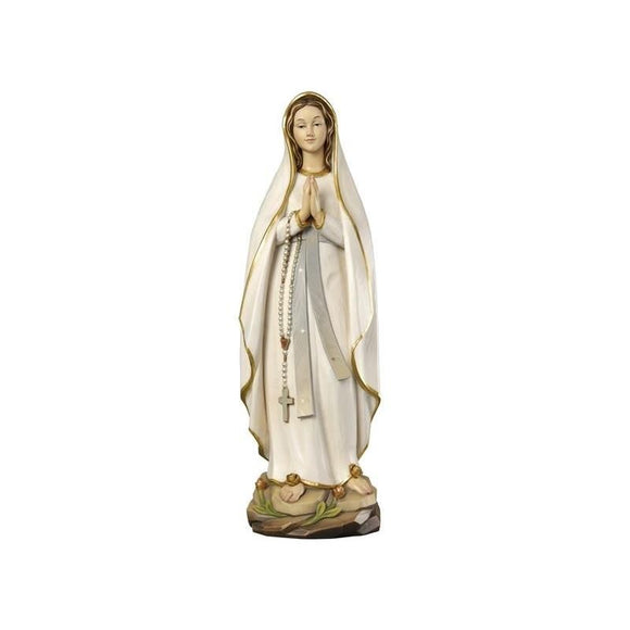 154000 Our Lady of Lourdes Statue