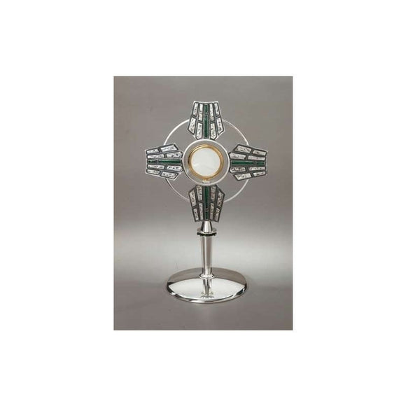 Artistic Silver 7280 Contemporary Monstrance