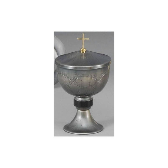 Ziegler | Style 473 | Ciborium ONLY | Oxidized Silver | Crown of Thorns
