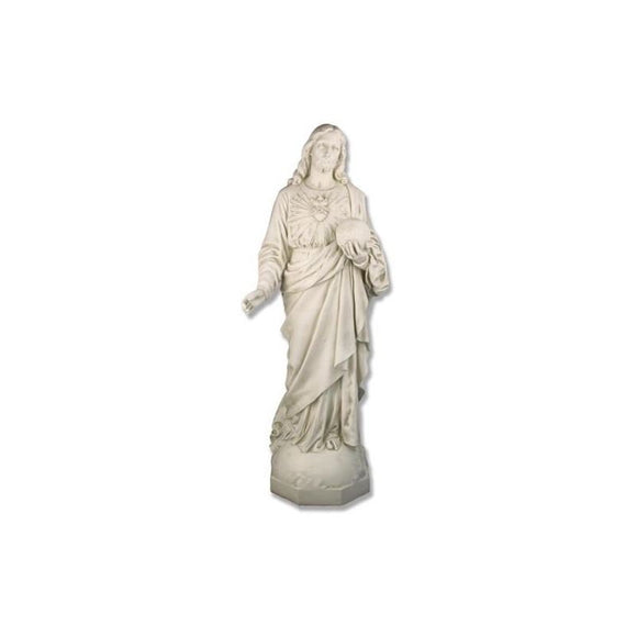 F68358 Sacred Heart of Jesus Statue