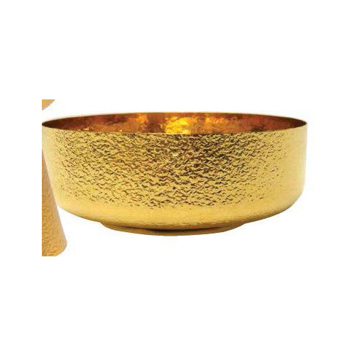 Communion Bowl - Talon Collection, 24k Gold, B-70G
