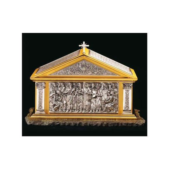 Artistic Silver 4064 Apostles Tabernacle
