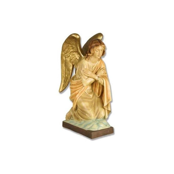 HF7016-B Adoration Angel Arms Crossed Statue