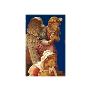 "52318 50"" KNEELING ANGEL FIGURE"