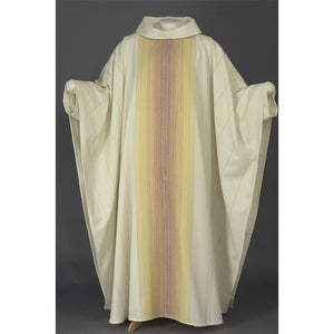 White Job-Monastic chasuble-1