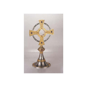 Artistic Silver 7210 Celtic Monstrance