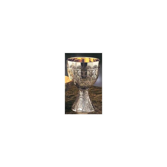 Artistic Silver 5050 Chalice and Paten