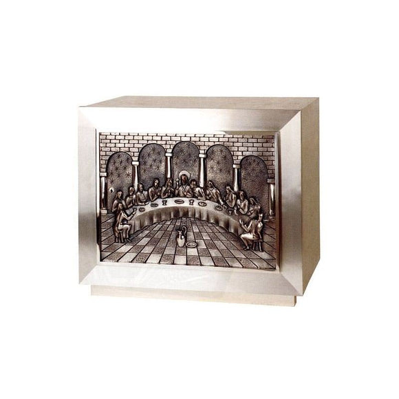 Artistic Silver 5567-L Last Supper Tabernacle