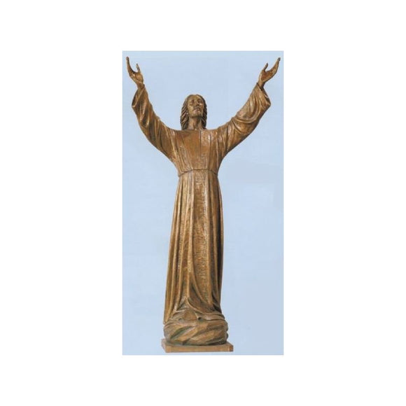 Christ Of The Deep Bronze