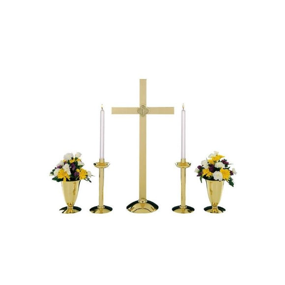 Christian Brands SB230-24SET Round Base Altar Set