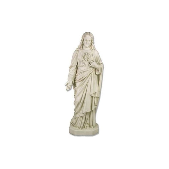 F6624 Sacred Heart of Jesus Statue