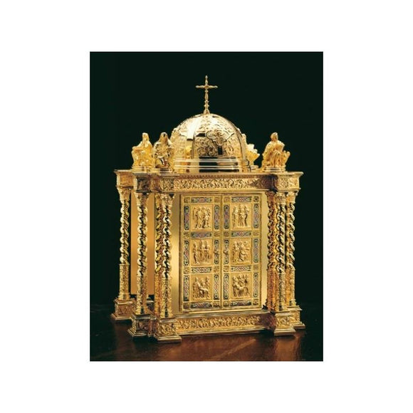 Artistic Silver 4112 Baroque Tabernacle