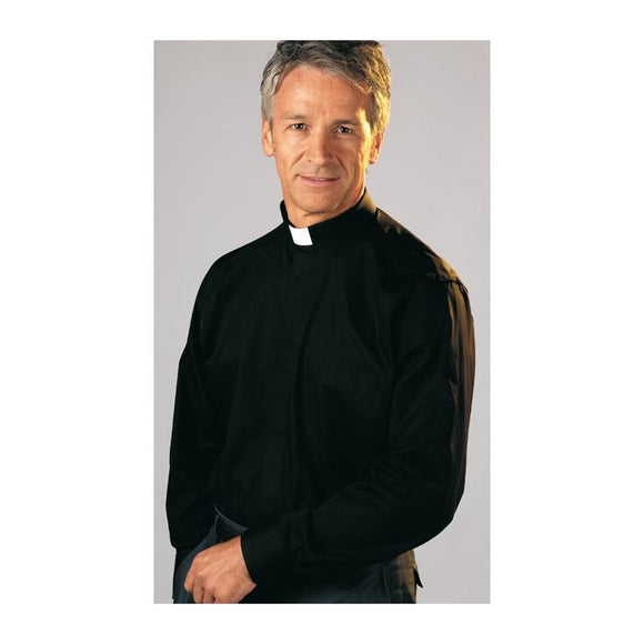 Clergyshirt with border-1,Clergyshirt with border-2