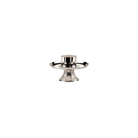 Artistic Silver 5050-C Altar Candlestick