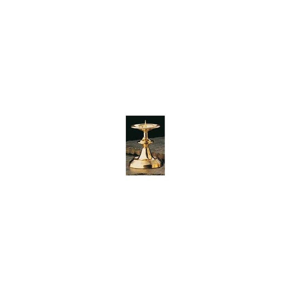 Artistic Silver 5523 Altar Candlestick