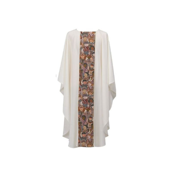 891 Washable generously made Chasuble