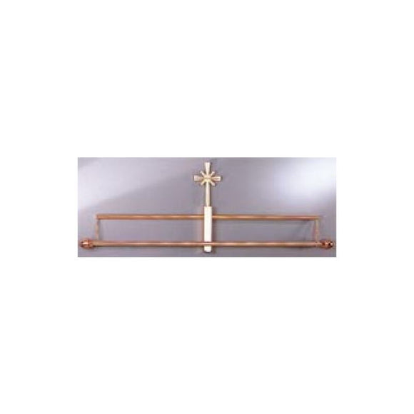 216-217 Banner Stand - Wall Mounted