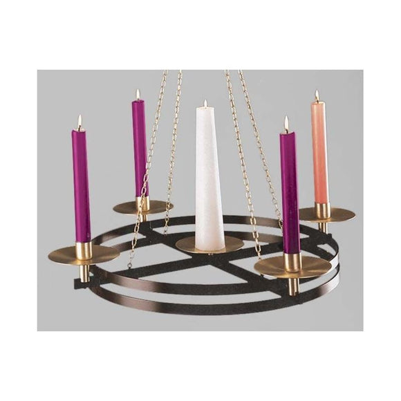 Church Hanging Advent Wreath | 26