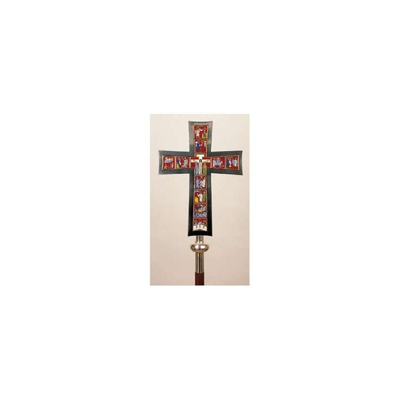 Artistic Silver 916 Standing Cross