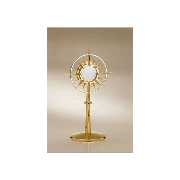 Artistic Silver 7284 Contemporary Monstrance
