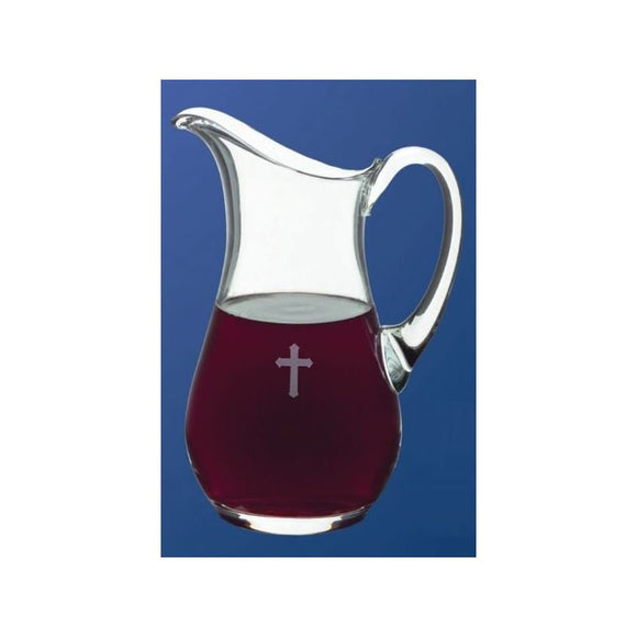 56 oz. Glass Flagon 9140