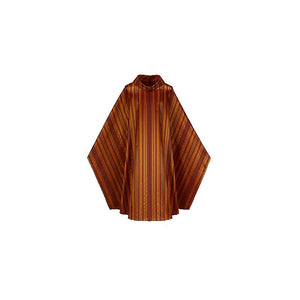 Red Monastic Chasuble-1