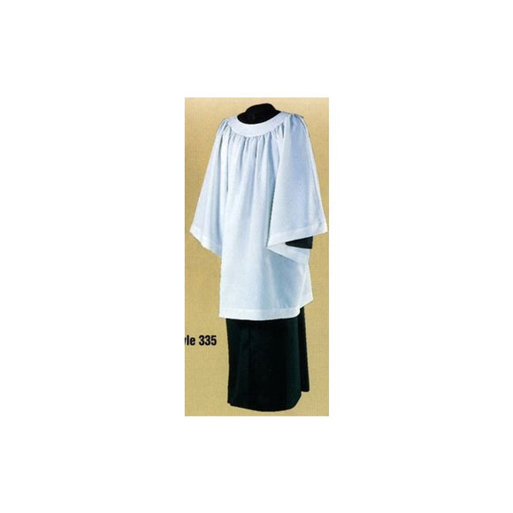 335 Liturgical Surplice