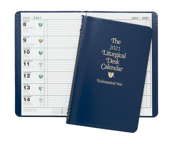 The Liturgical Desk Calendar 2021