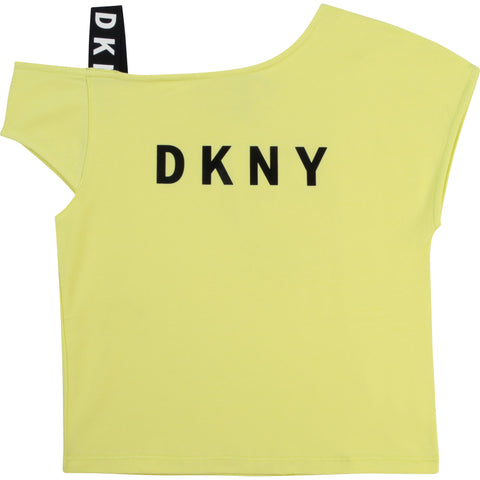 D35R44-60B  DKNY Citrine Fancy T-Shirt  In Stock