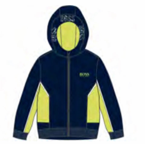 J05823-849  Boss Navy (Toddler)