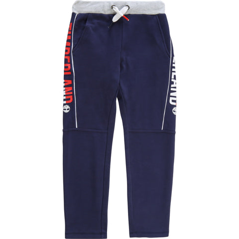 T24A79-85T Timberland Navy Tracksuit Bottoms
