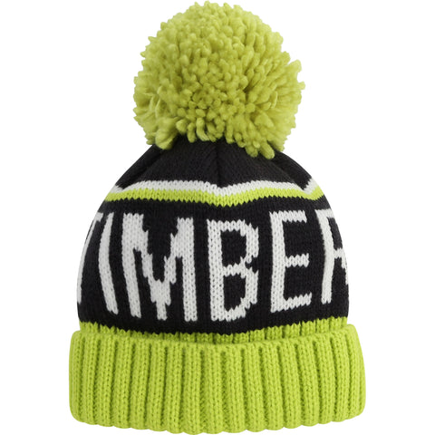 T01292-082 Timberland Charcoal Lime Pull on Hat