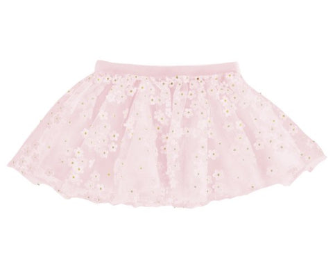 1902-69 Mayoral Baby Girls Pink Tulle Skirt
