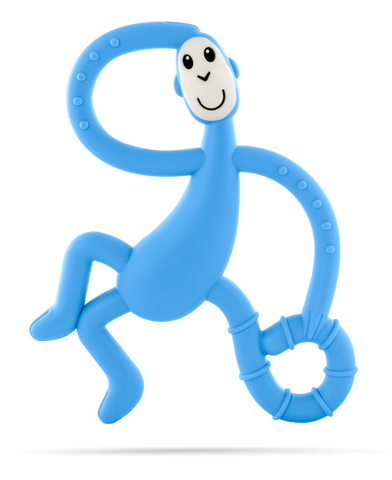 Matchstick Dancing Monkey Blue