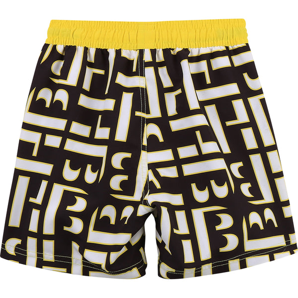 J24684 BOSS Boy Unique Swim Shorts  In Stock