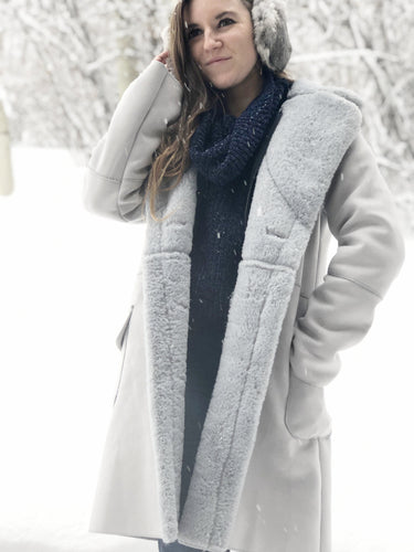 The LONDON Coat (2 colors)