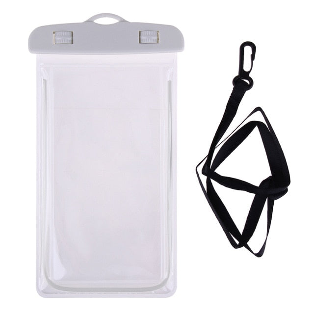 Water Sport Phone Pouch - Take Your Phone Anywhere - STEM of LIFE
