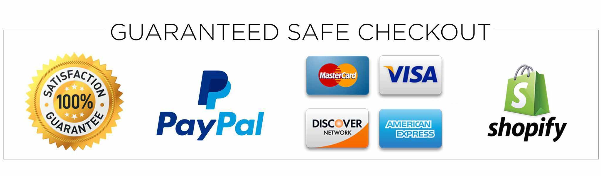 Trusted Online Security From Shopify