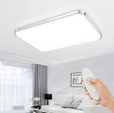 Ultra Thin Modern LED Ceiling Light with Remote Control