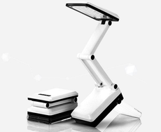 Mini Rechargeable Folding LED Desk Lamp
