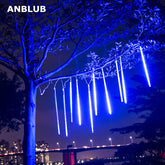 30cm 50cm Meteor Shower LED Holiday Lights