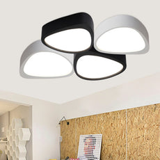 Dimmable Metal LED Ceiling Light Fixture