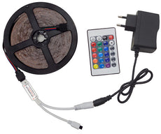 10M 5M RGB LED Strip Light set + Remote Control + Power Adapter