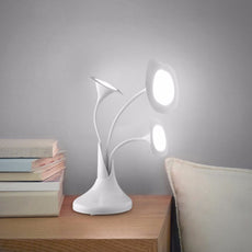 Art Flower Touch LED Table Lamp