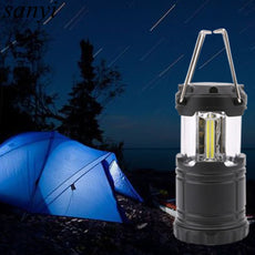 Compact LED Tent Light Outdoor Camping Lantern
